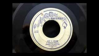 Jimmy Clanton JUST A DREAM with lyrics