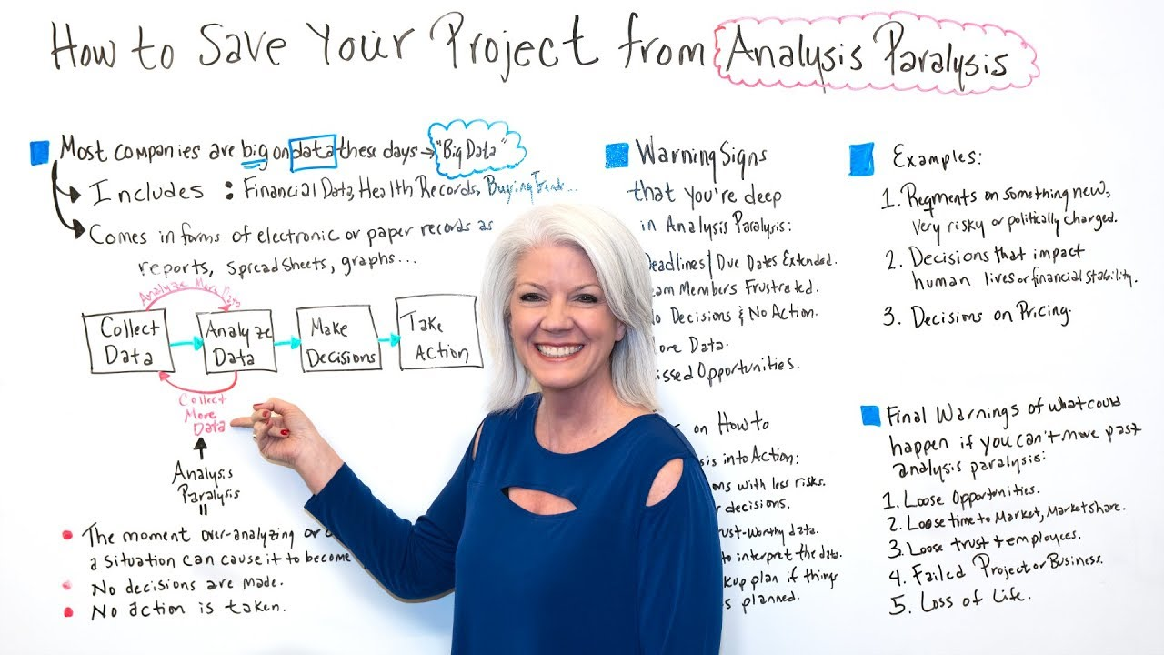 How to Save Your Project from Analysis Paralysis