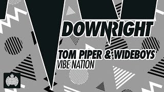 Tom Piper x Wideboys - Vibe Nation (Paul Dluxx Remix)