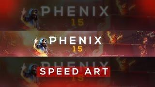 Amazing Clash royale themed YouTube banner - Photoshop Speedart