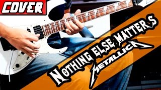 Metallica - Nothing Else Matters (Guitar Solo Cover)