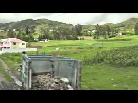 Ecuador El Tambo trein xvid