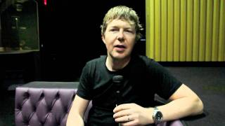 John Digweed Discusses Cameo In Irvine Welsh's Ecstasy