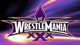 My WrestleMania 30 Picks
