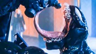 Extended Venom vs Soldiers Fight Scene - VENOM (2018) Movie Clip