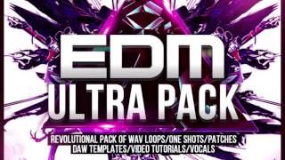 "EDM ULTRA  FREE PACK | FESTIVAL TRAP HOUSE ELECTRÓ ""LOOPS. ""MIDI. (ABLETON FL STUDIO LOGIC)"