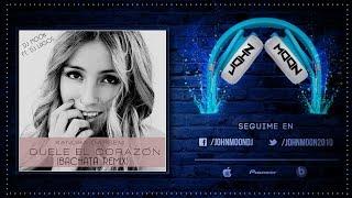 DUELE EL CORAZON - Xandra Garsem Ft. DJ John Moon (Bachata Remix)