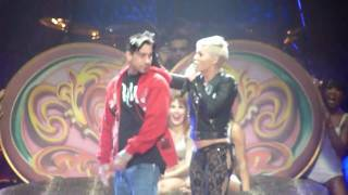 Pink - So What live in Hannover mit Carey Hart, 20.12.09