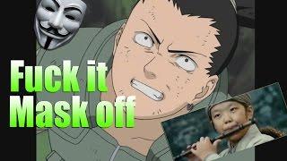 Mask Off Flute Meme Naruto Style - Future-Mask Off