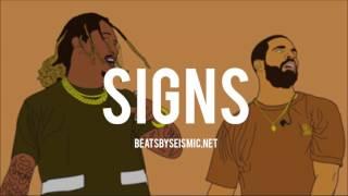 🔥 [FREE DL] Drake x Migos x Future Type Beat - Signs (@BeatsBySeismic)