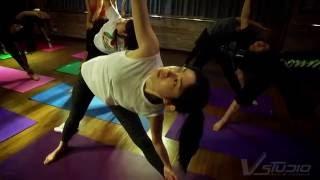 V Studio Yoga Official Promo Video