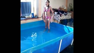 Desafio da piscina!🏊🏊🏊