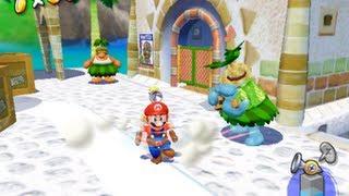 "Super Mario Sunshine ""Fastest softlock"" TAS in ~3:31.00"