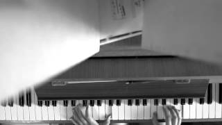 The Script - If You Could See Me Now (piano)