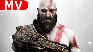 God Of War 4 - Kratos Tribute (Music Video)