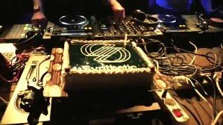 Synthetic w/ Juan Atkins , Legowelt-live & Echonomist