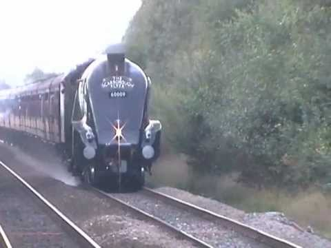 60009 hauling 'The Scarborough Flyer' 07-09-2012