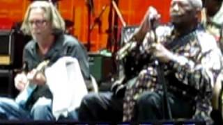 B.B. King - The Thrill is Gone Excerpt from Crossroads 2010