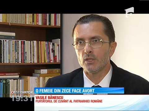 România, pe primul loc în Europa la numărul de avorturi