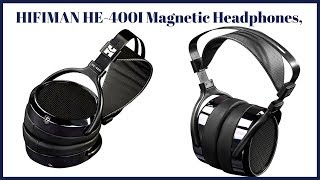 HIFIMAN HE-400I Magnetic Headphones, Beautiful Headphones Ever Made