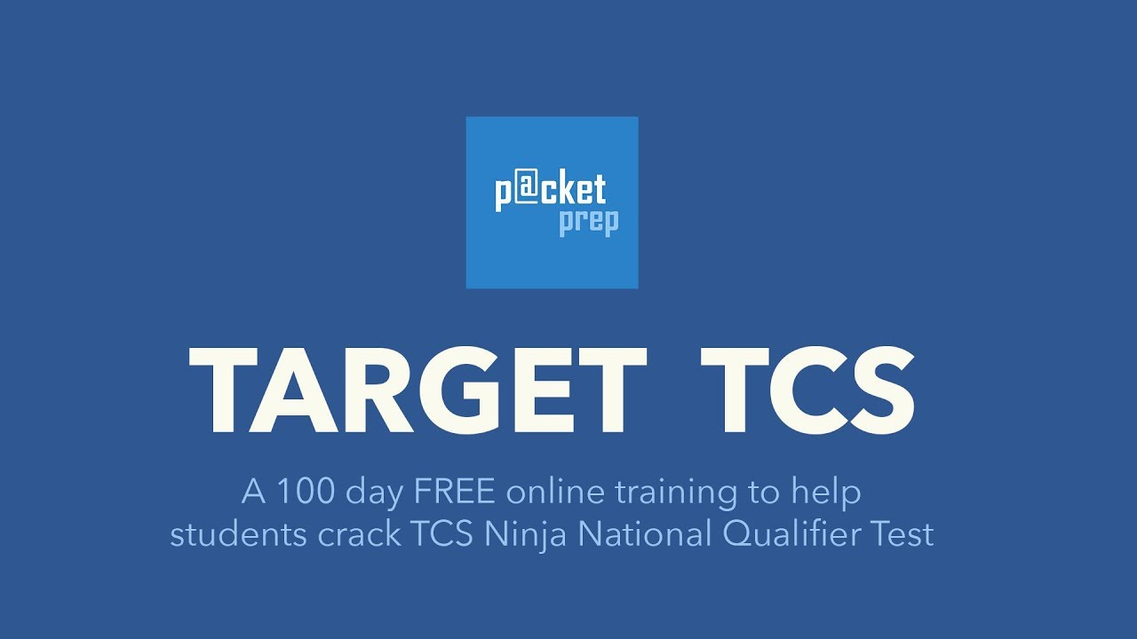 Target TCS NQT - Free Preparation for TCS NQT Ninja National