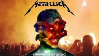 METALLICA - Hardwired - LIVE version NEW - Deluxe Bonus CD 2016
