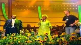 Celia Cruz Ft. Jarabe de Palo & Luciano Pavarotti - Guantanamera