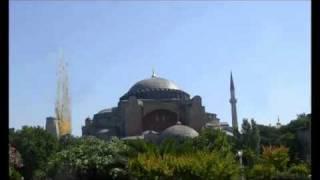 Санација на светиот храм на Света Софија.Event 2012 of Peace