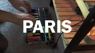 "The Chainsmokers - Paris "" Funny Hyunny Music "" Cover"