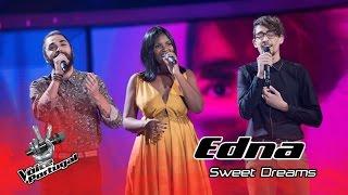 Edna - Sweet Dreams (Beyoncé) | Gala | The Voice Portugal