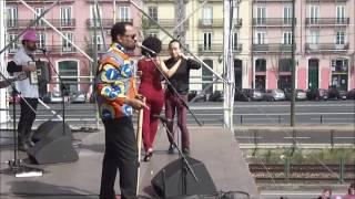Bonga Kaxexe - Cheoo&Anacy Semba Improvised - Maio 2016
