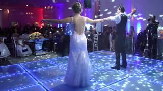 Valsa Casamento Carol e Dian - 18/01/2014