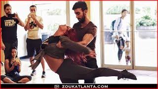 Timbaland - Apologize ft. OneRepublic | Zouk Dance | Thayná Trovick & Léo Chaffe at Zouk Atlanta