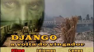 DJANGO A VOLTA DO VINGADOR - DVD MENU