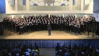 Mendelssohn - Abschied vom Walde (UniversitätsChor München)