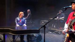 Elton Rohn Island GIrl Live Ottawa.mov