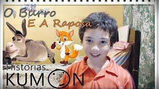 histórias do Kumom ( O burro e a raposa )