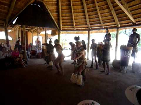 Cultural Village, Sun City, South Africa, Tribal dancing