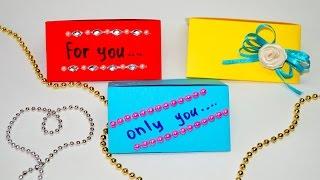 DIY easy origami envelope tutorial. How to make envelope. DIY paper crafts / Julia DIY