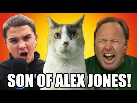 SON OF ALEX JONES: Savior of the Resistance!