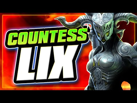 Champion Spotlight: Countess Lix I Raid Shadow Legends