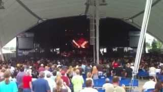 Oye Como Va by Carlos Santana Live at Darien Lake, Buffalo NY