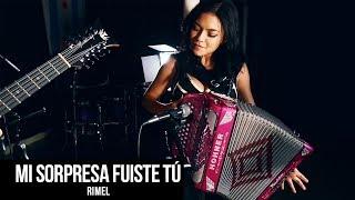 RIMEL - Mi Sorpresa Fuiste Tu (Calibre 50 Cover)