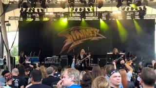 Sinner - Concrete Jungle (Live Rock Hard Festival 24.05.15)