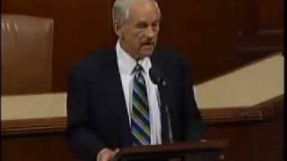 Ron Paul Repeal the War on Drugs just like we repealed Prohibition 7-28-2010