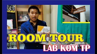 ROOM TOUR Lab KTP
