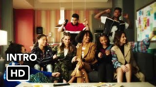 Grown-ish (Freeform) Opening Credits Intro HD - Black-ish spinoff