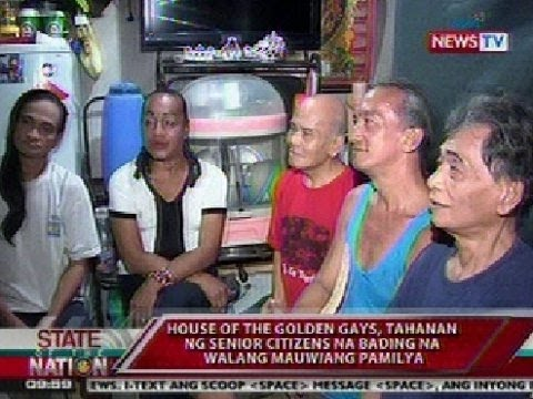 Home For The Golden Gays Philippines