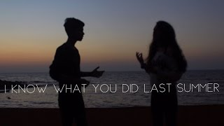 I KNOW WHAT YOU DID LAST SUMMER - Shawn Mendes & Camila Cabello (COVER ft. Kashish Sharma)