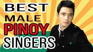 10 Best Voice Male Pinoy Singers in 2016